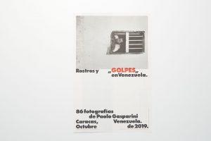 ©Carlos Grata Editor: Carmen Araujo Arte Diseño gráfico: Ricardo Báez Director de impresión: Javier Aizpúrua Impresión: Ex Libris, Caracas, 2019 Video: Carlos Grata